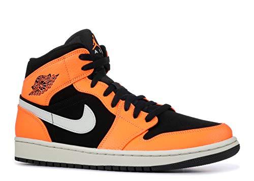 Nike Air Jordan 1 Mid, Chaussures de Fitness Homme