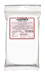 sulfite de potasse VINOFERM campden - 100g