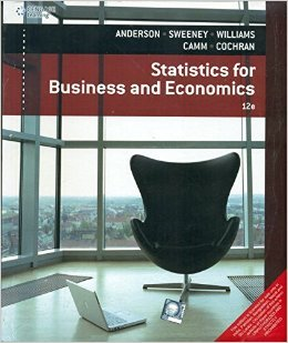 Statistics for Business and Economics, 12th ed.