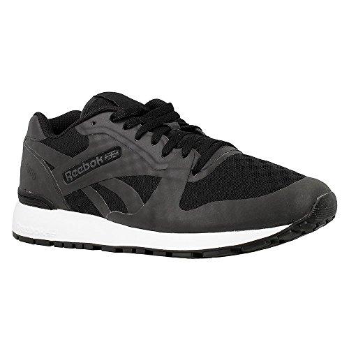 Reebok Gl 6000 HM Tech, Sneakers Basses Homme Noir