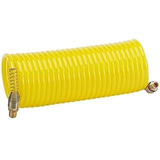 Draper 52662 7.6 m 1/4-Inch BSP Nylon Recoil Air Hose