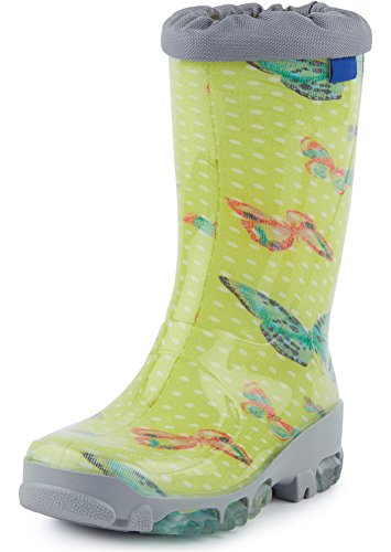 Ladeheid Childrens Wellingtons Rain Shoes LARB015
