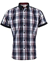 Amazon.fr   Yves Enzo - Chemises habillées   Chemises   Vêtements e1c63b978c3