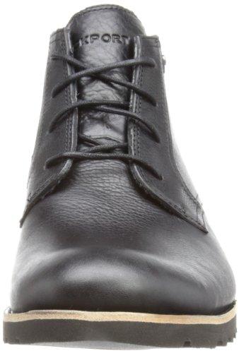 Rockport  LH BOOT, bottine désert homme Noir - Noir