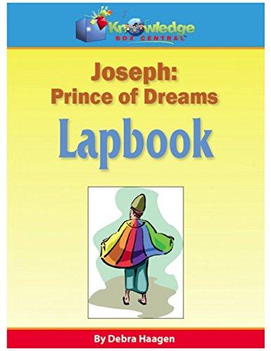 Joseph:  Prince of Dreams: Plus FREE Printable Ebook (English Edition)