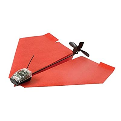 Dok Phone Paper Plane Motor Drive with Smartphone from Dok Phone