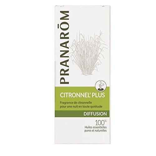 Pranarôm - Citronnel'Plus (Moskit'out) - Huile essentielle