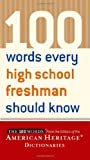 Best Houghton Mifflin Dictionaries - 100 Words Every High School Freshman Should Know Review