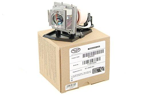 Alda PQ Original, Beamerlampe / Ersatzlampe EC.JD500.001 passend für ACER E-140, H6500, HE-802 Projektoren, Markenlampe mit PRO-G6s Gehäuse / Halterung