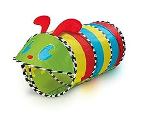 KidActive- Túnel de Juegos desplegable, Multicolor (Worlds Apart 152CTP)