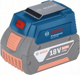 Preisvergleich Produktbild Bosch USB-Adapter GAA 18V-24 Professionell - 1600A00J61
