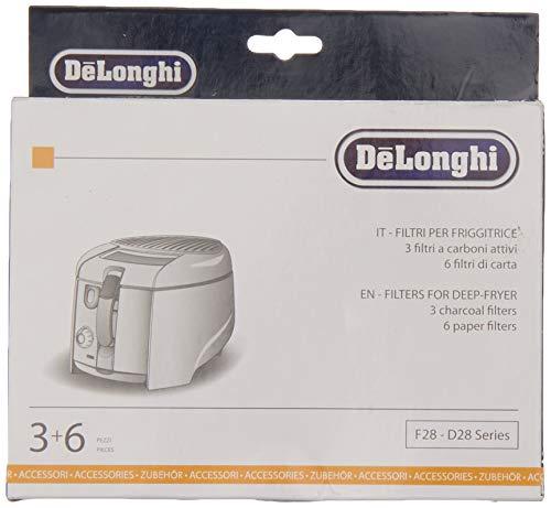 DeLonghi 5512510041Original F28/D28Serie Friteuse Filter