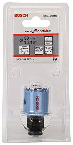 Bosch 2608584787 Scie cloche tôle 30 mm (1,1875\