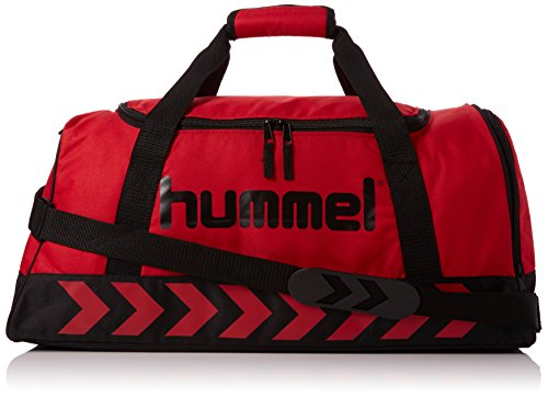 Hummel Unisex Sporttasche Authentic True Red/Black