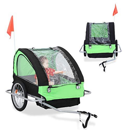 Fahrradanhänger Hundeanhänger fur kleine bis große H… | 00193621903314