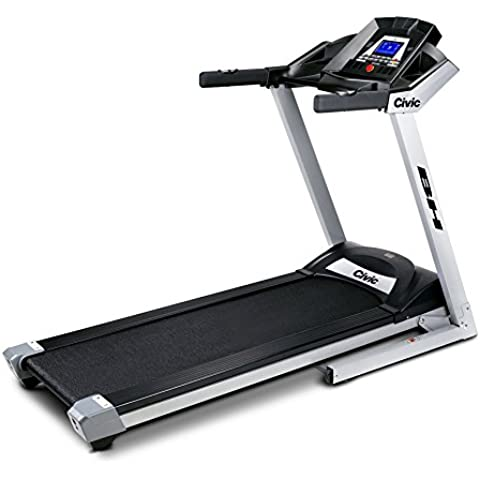 BH Fitness CIVIC EVOLUTION G6240P cinta de correr