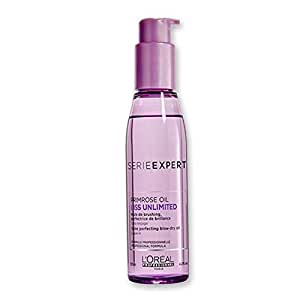 L'Oreal Professionnel Serie Expert Liss Unlimited Evening Primrose Oil, 125ml