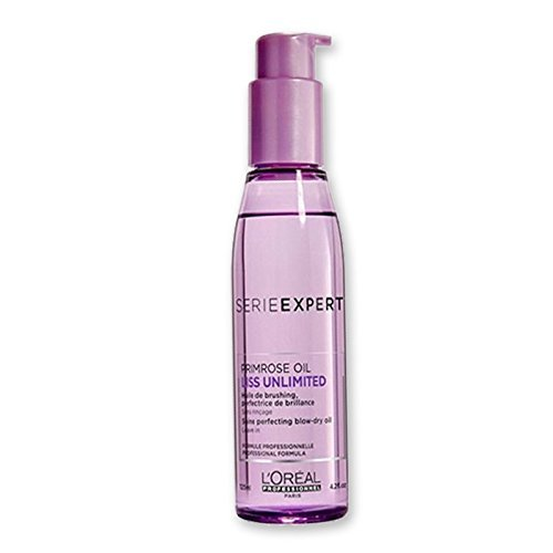 L'Oreal Professionnel Serie Expert Liss Unlimited Evening Primrose Oil - 125ml