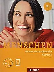 Menschen B1. Kursbuch mit DVD-ROM : Deutsch als Fremdsprache / Kursbuch mit DVD-ROM
