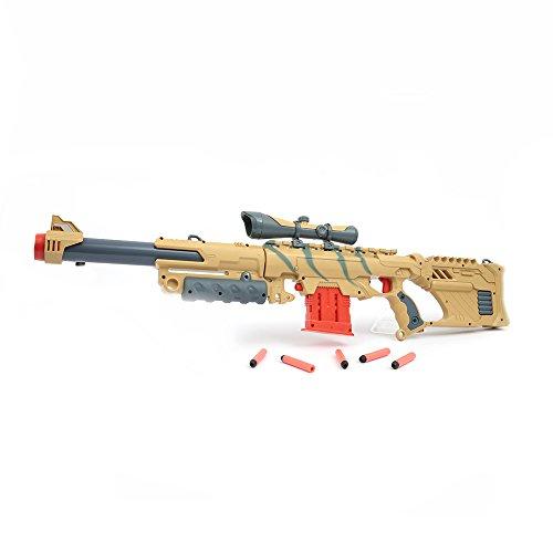 Mamatoy - MMA57000 Firestorm – Pistola de juguete, lanzador de dardo