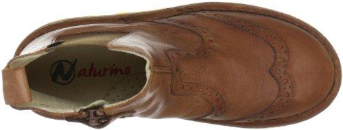 Naturino 468302 250067102 Unisex - Kinder Halbschuhe Beige (Bark)