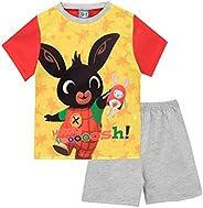 Bing Pijamas de Manga Corta para niños