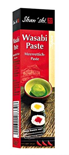 Shan'Shi Wasabi Paste, 6er Pack (6 x 43 g)