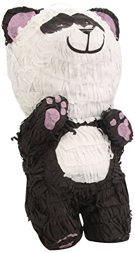 Unique Party Supplies Pinata Panda mexikanisches Kinderspiel Kinderpartyspiel Geburtstagsdeko