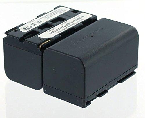Mobilotec Akku kompatibel mit Canon V50 Camcorder Kamera Ersatzakku