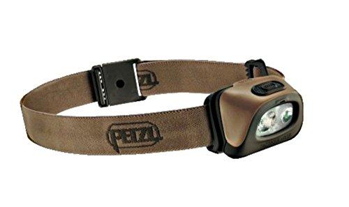 Lampe frontale Petzl Tactikka +RGB tan - 250 Lumens