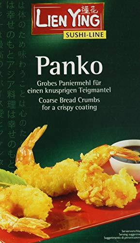 Lien Ying Sushi Line Panko, grobes Paniermehl, 7er Pack (7 x 120 g)