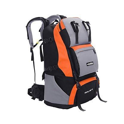 415Hn3iKzBL. SS416  - Beibao 60 L Paquetes de Mochilas de Camping/Bolsa de Viaje/Organizador de Viaje/Mochila / MochilaAcampada y Senderismo/Escalar /