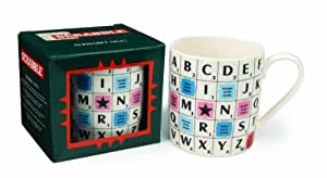 Wild and Wolf Scrabble Tile Mug
