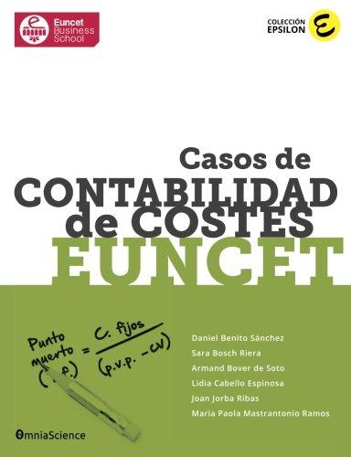 Casos de Contabilidad de Costes EUNCET: Volume 2 (Epsilon)