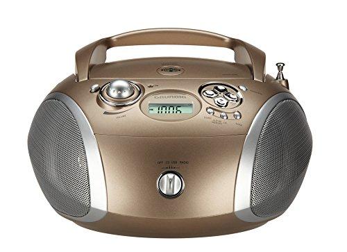Grundig GDP6392 RCD 1445 Radio (CD-Player, MP3, WMA)