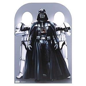 Star Cutouts SC844- Póster de cartón a tamaño real de Star Wars