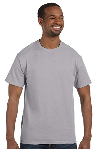 The Adicts auf American Apparel Fine Jersey Shirt Oxford grey