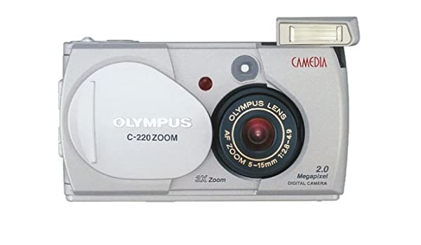 Olympus - Camedia C 220 ZOOM - Appareils Photo Numériques 2.11 ...