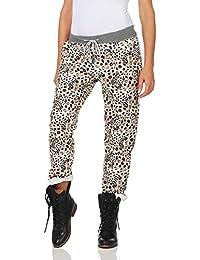 ZARMEXX Pantalones de chándal de Las Mujeres Pantalones de chándal  Boyfriend Casual Pants Sports All- 0e836b4e0792