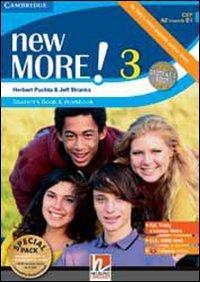 New more! Con Grammar practice. Per la Scuola media. Con CD-ROM. Con espansione online: 3