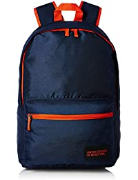 United Colors of Benetton Polyester 48 cms Dark Blue Travel Duffle (16A6BAGT7014I)