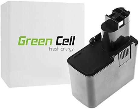 verde Cell® 2 607 335 335 335 156 Utensili Elettrici Batteria per Bosch (Ni-MH pile 3000mAh 14.4V) | Vinci l'elogio dei clienti  | qualità regina  | Lo stile più nuovo  14def5