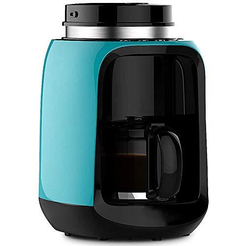 Cafetera completamente automática, Cafeteras combinadas espresso-goteo con filtro reutilizable y Sistema antigoteo con cafetera para Home Office