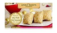 Lovely Sweets Dry Fruit Gur Samosa, 400 Grams