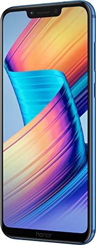 Honor Play Smartphone (16 cm (6,3 Zoll) rahmenloses FHD+ 19:9 Display, 64 GB interner Speicher und 4 GB RAM,Dual-Kamera & Dual-SIM, Android 8.1) Blau