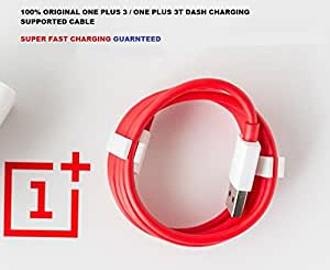 AVYUKTA Dash Charge Type-C Cable (100cm) , ONEPLUS 3T ROUND CABLE