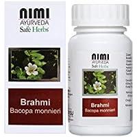 Nimi - Brahmi, Bacopa Monnieri Kapseln - 60 Stück preisvergleich bei billige-tabletten.eu