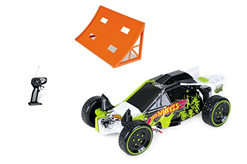 Mondo Motors - 63307.0 - Hot Wheels - Buggy Radiocommandé + Ramp - Echelle 1/16