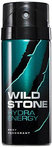 Wild Stone Hydra Energy Body Deodorant, 150ml
