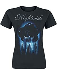 Nightwish Century Child - Decades Camiseta Negro s2P9mfI
